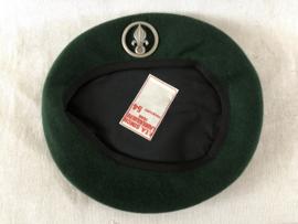 Beret Vert Cavalerie