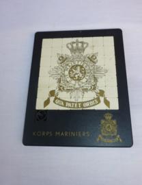 Schuifpuzzel Korps Mariniers