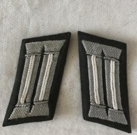 Kraagspiegels NVA Infanterie