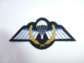 Para wing actie sprongen -'60er jaren