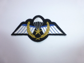Borstembleem Operationele Parachut sprong  (gevechtssprong)