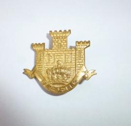 Belgische baretgesp 5 de Linie regiment  Infanterie