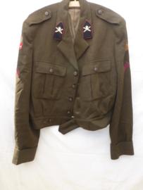 Battle Dress Artillerie  1965