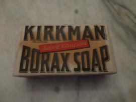 Kirkman Borax Soap