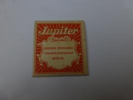 Duitse  Jupiter zündhölzer