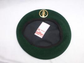 Beret Vert Infanterie