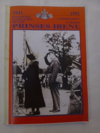 Jubileum uitgave Prinses Irene Brigade