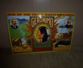 Geronimo Tobacco -jaren  90