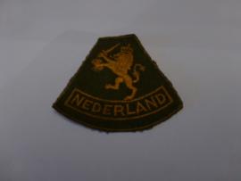 Mouw Leeuw Nederland rond 1945