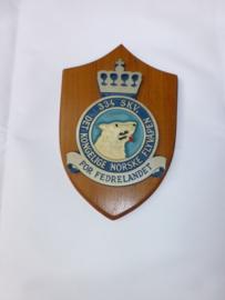 Noorse squadron  334  wandschildje