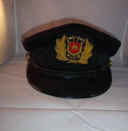 Brandweer Officiers pet