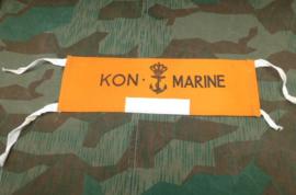Koninklijke  Marine armband  40-50er jaren