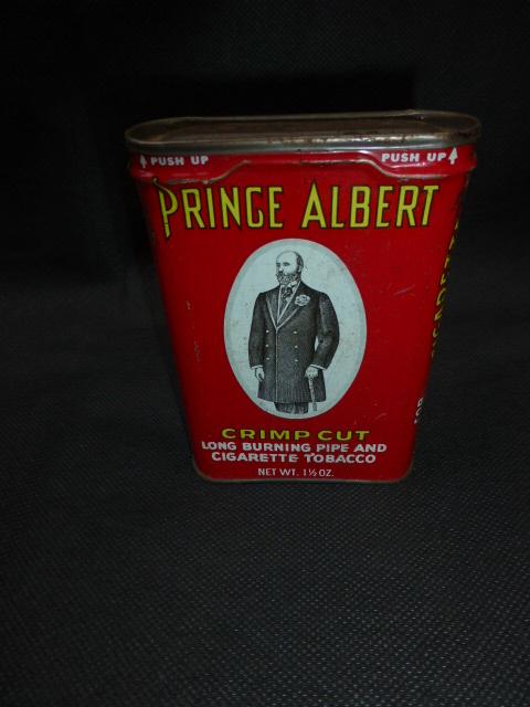 Prince Albert Tobacco