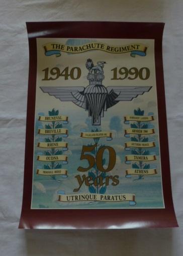 Engelse Jubileum Para poster