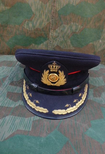 Gala pet  Hoofd Officier  Artillerie