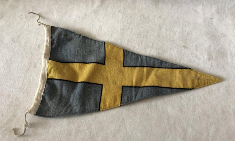 Zweeds geweervlaggetje