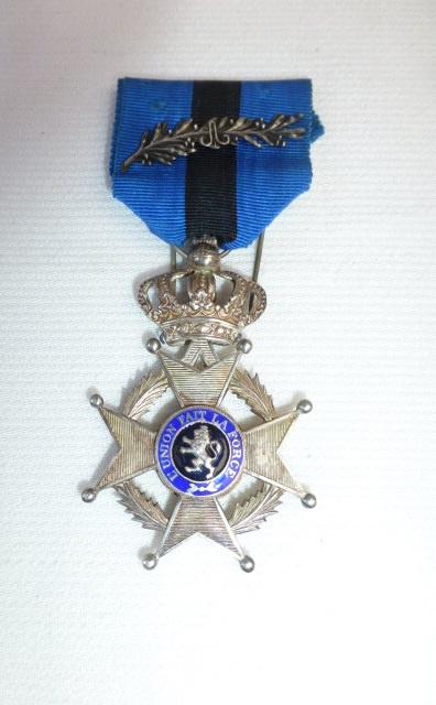 Orde van Leopold II met 1 palm