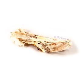 Konijnenoren met vacht gedroogd 250 gram