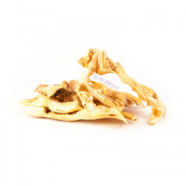 Konijnenhuid gedroogd 250 gram
