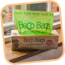 BecoBags Dispenser roll 300 poepzakjes