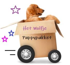 Het Wolfje puppypakket