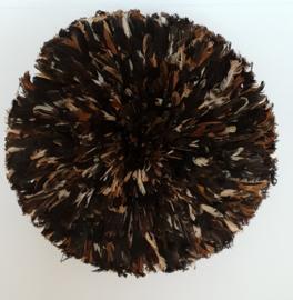 Juju  donker bruin mix 80 cm