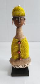 Demji doll, fertility doll, vruchtbaarheids pop