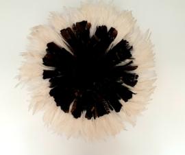 Juju wit met donkere kern 50 cm