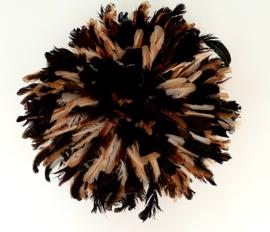 Juju  donker bruin mix 50 cm