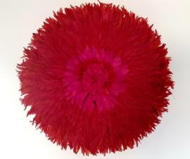 Juju rood roze 80 cm