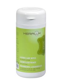 Keralux® Pflegetücher für Leder