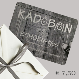 KADOBON 7,50 EURO