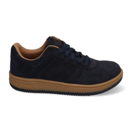 BRAQEEZ VETERSCHOEN - PIM POWER - NAVY