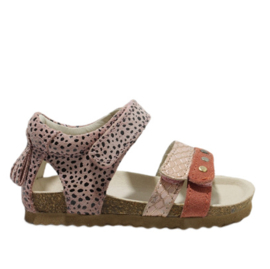 SHOESME SANDAAL - CORAL