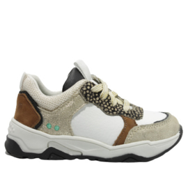 BUNNIESJR SNEAKER - CHARLY CHUNKY - OFFWHITE