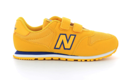 NEW BALANCE SNEAKER YV500CG - YELLOW