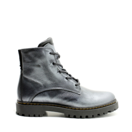GIGA HALFHOGE VETERBOOT - METALLIC GREY
