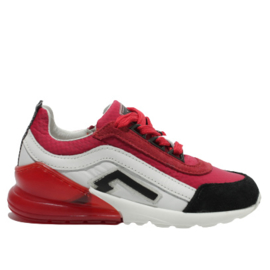 RED-RAG SNEAKER - RED FANTASY