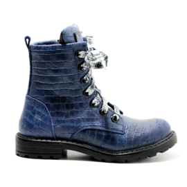 TWINS VETERBOOT - BLUE CROCO
