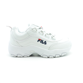 FILA  SNEAKER - STRADA LOW - WHITE