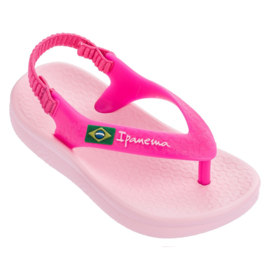 IPANEMA ANATOMIC SOFT BABY - PINK