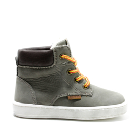 DEVELAB HALFHOGE VETERSCHOEN - GREY