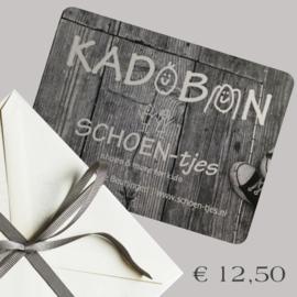 KADOBON 12,50 EURO