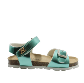 SHO.E.B.76 SANDAAL - SEA GREEN