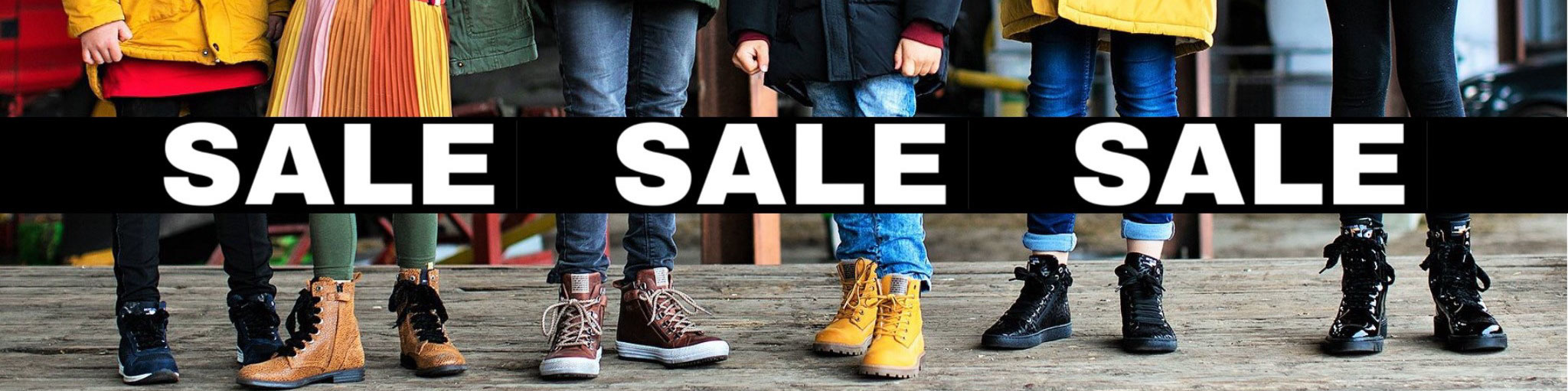 SALE FALL/WINTER