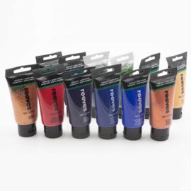 Reeves Luxury Acrylic Paint Kit