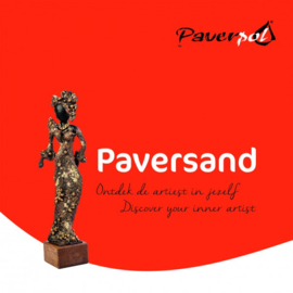 Ontdek Paversand (Nederlands en Engels)