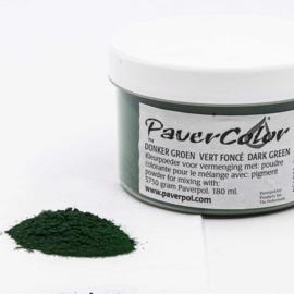 Pavercolor Donker Groen, 180 ml