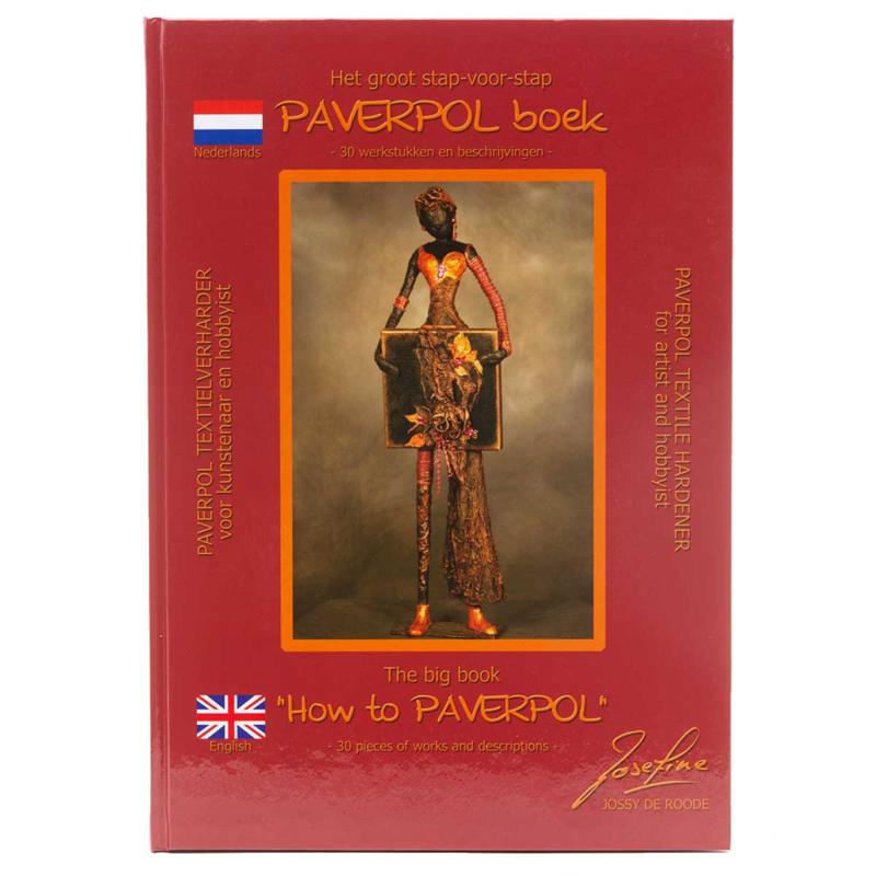 Het groot stap-voor-stap Paverpol boek (Nederlands en Engels)