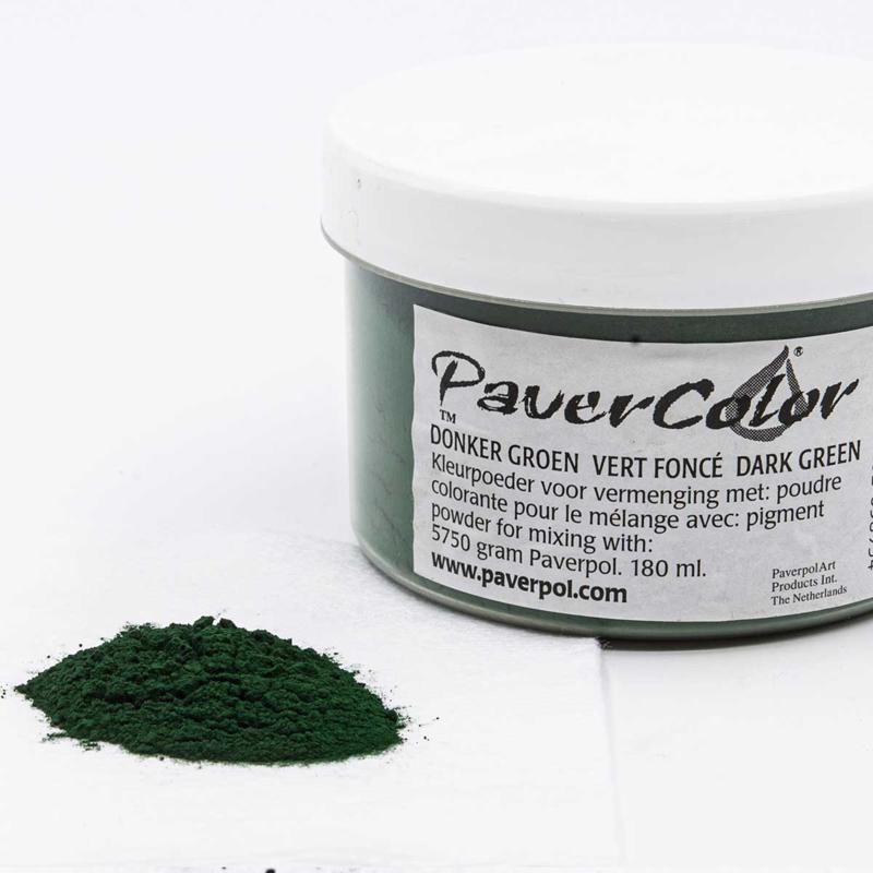 Pavercolor Dark Green, 180 ml